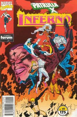 Inferno (1989-1991) (Grapa. 17x26. 32 páginas. Color.) #19