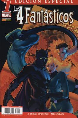 Los 4 Fantásticos Vol. 6. (2006-2007) Edición Especial