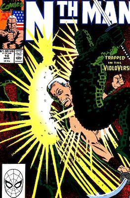 Nth Man (Comic-book) #10