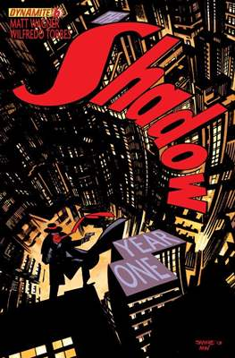 The Shadow Year One (Comic-book) #6