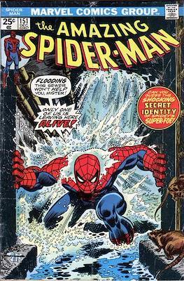 The Amazing Spider-Man Vol. 1 (1963-2007) (Comic-book) #151