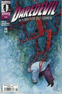 Daredevil. Destructor del Crimen (Grapa) #5