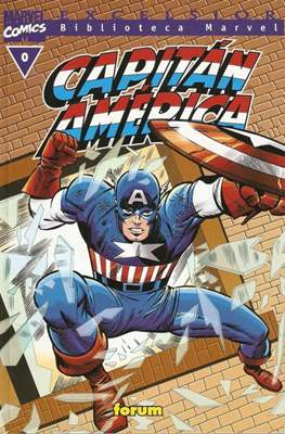 Biblioteca Marvel: Capitán América (1999-2000) #0