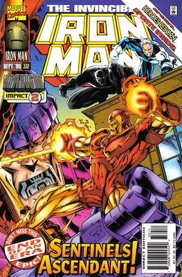 Iron Man Vol. 1 (1968-1996) #332