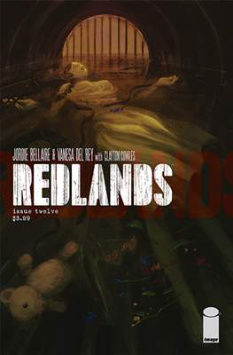 Redlands (Comic-book) #12