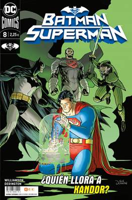 Batman / Superman (2020-) (Grapa) #8