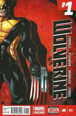 Wolverine (2014) (Comic Book) #1