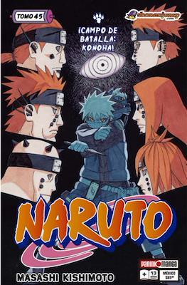 Naruto (Rústica) #45