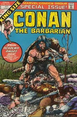 Conan The Barbarian Annuals (1973-1987)