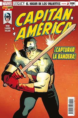 Capitán América Vol. 8 (2011-) (Grapa) #90