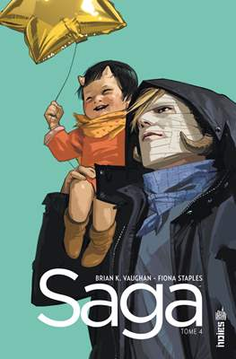 Saga (Cartonné) #4