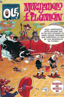 Colección Olé! (Rústica 64-80 pp 1ª Edición) #316