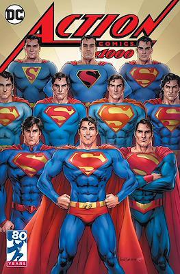 Action Comics Vol. 1 (1938-2011; 2016-... Variant Covers) (Comic Book) #1000.25