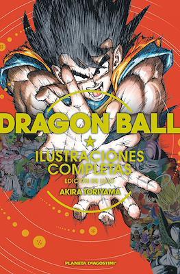 Dragon Ball: Ilustraciones completas - Edición de lujo