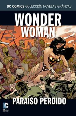 DC Comics Novelas Gráficas (El Mundo-Marca) (Cartoné) #21