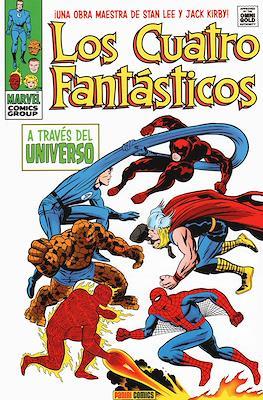 Los Cuatro Fantásticos. Marvel Gold (Omnigold) (Cartoné) #4