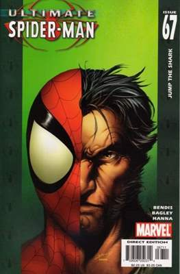 Ultimate Spider-Man (2000-2009; 2011) (Comic-Book) #67