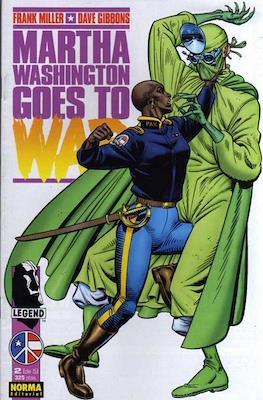 Martha Washington Goes to War (Grapa 32 pp) #2