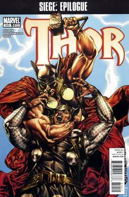 Thor / Journey into Mystery Vol. 3 (2007-2013) (Comic-Book) #610