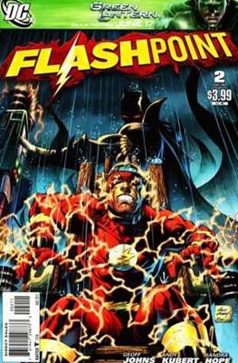 Flashpoint (2011) (Comic book) #2
