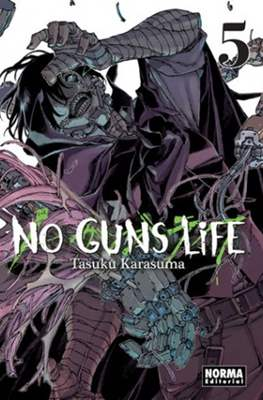 No Guns Life (Rústica con sobrecubierta) #5