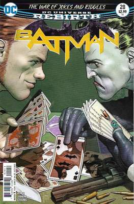 Batman Vol. 3 (2016-) (Comic Book) #28