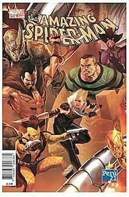 The Amazing Spider-Man (Grapas) #643