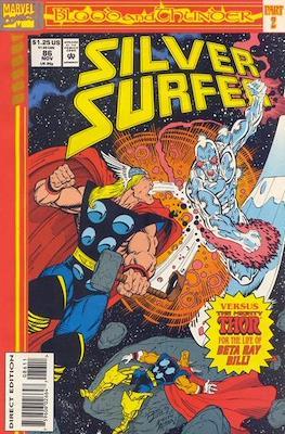 Silver Surfer Vol. 3 (1987-1998) #86
