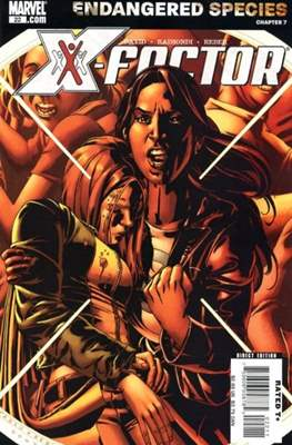 X-Factor Vol. 3 (Saddle-stitched) #22