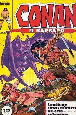 Conan el Bárbaro Vol.1 #17
