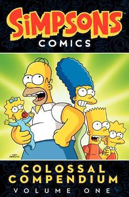 Simpsons Comics Colossal Compendium #1