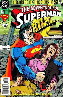 Superman Vol. 1 / Adventures of Superman Vol. 1 (1939-2011) (Comic Book) #514
