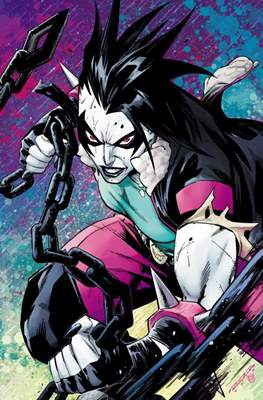 Teen Titans Vol. 6 (2016-Variant Cover) (Comic Book) #45