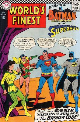 World's Finest Comics (1941-1986) (Comic Book) #164