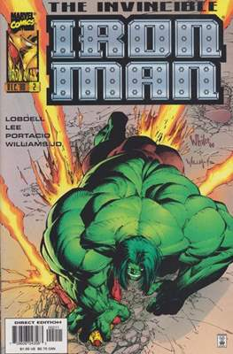 Heroes Reborn: Iron Man Vol. 2 #2