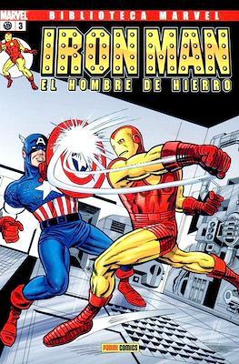 Biblioteca Marvel: Iron Man (2005-2008) (Rústica 160 pp) #3