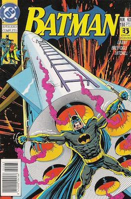Batman (1987-1993) (Grapa) #63
