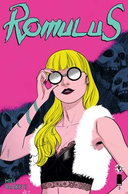 Romulus (Comic Book) #3