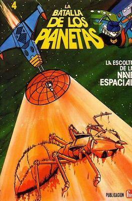 La Batalla de los Planetas (Rústica. 48 pp) #4