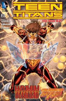 Teen Titans Vol. 4 (2011-2014) (Comic Book) #25