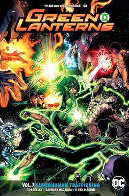 Green Lanterns Vol. 1 (2016-) (Softcover) #7