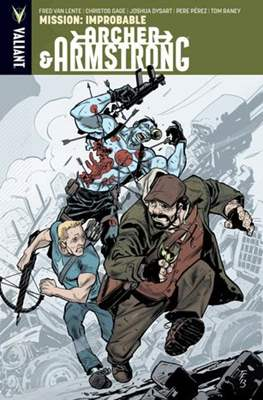Archer & Armstrong (2012) (Softcover) #5
