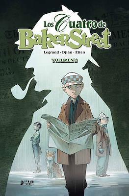 Los Cuatro de Baker Street (Cartoné 120 pp) #2
