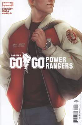 Go Go Power Rangers (Variant Covers)