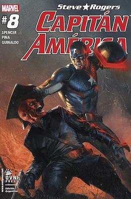 Capitán América #8
