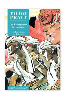 Todo Pratt - Edición coleccionista (Cartoné) #24
