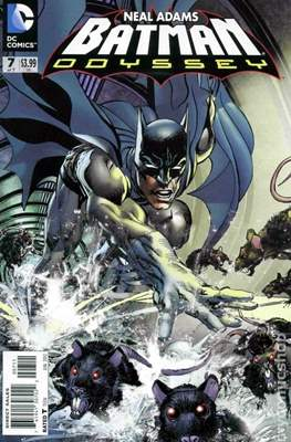 Batman: Odyssey Vol. 2 (2011-2012) (Grapa) #7