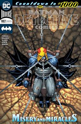 Detective Comics Vol. 1 (1937-2011; 2016-) (Comic Book) #997