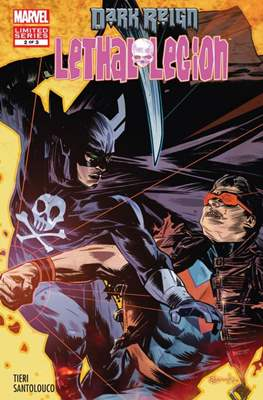 Dark Reign: Lethal Legion #2