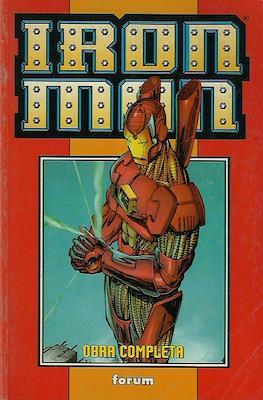 Heroes Reborn: Iron Man (Rústica retapado.) #2
